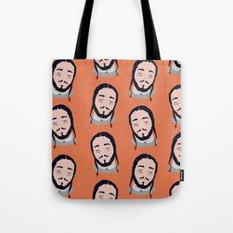 Posty Pattern Tote Bag