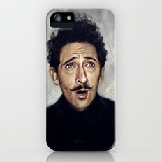 Adrien Brody / Grand Budapest Hotel Slim Case iPhone (5, 5s)