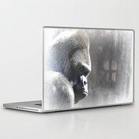 ape Laptop & iPad Skins featuring Ape Dream by Agrofilms