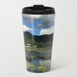 Traveling in La Crosse, Wisconsin Travel Mug