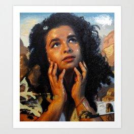 """""""Day Dreamer"""" Art Print"""