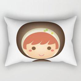 The Sushi Boy Rectangular Pillow