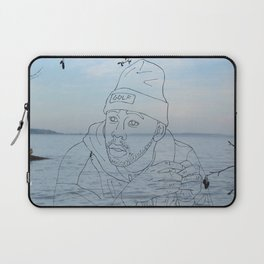 tyler & the sea Laptop Sleeve