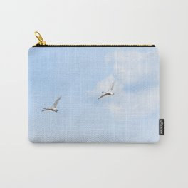 Trumpeter Swans 1 Carry-All Pouch
