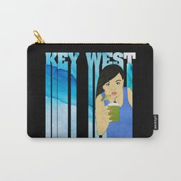 Drink Up in Key West Carry-All Pouch