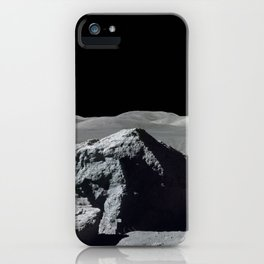Apollo 17 - Astronaut Boulder iPhone Case