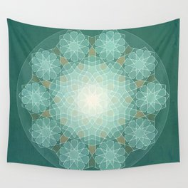 LIGHT WITHIN Wall Tapestry