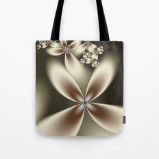 Flower Fractal Tote Bag