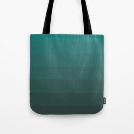Blue Gradient Tote Bag