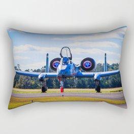 A-10C Thunderbolt Ready To Go Rectangular Pillow