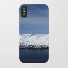 Whitter, Alaska iPhone X Slim Case