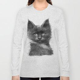 Black Kitten SK135 Long Sleeve T-shirt