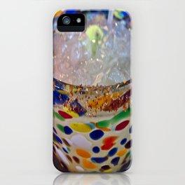 Festive Libation iPhone Case