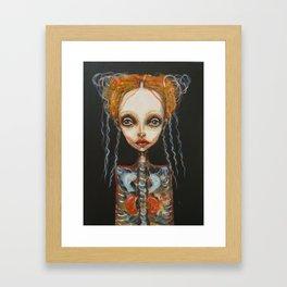 anatomy Framed Art Print