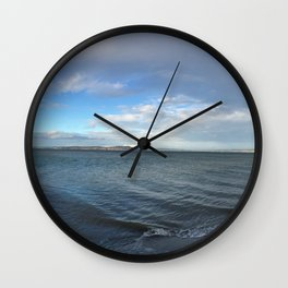 Pacific Ocean Wall Clock