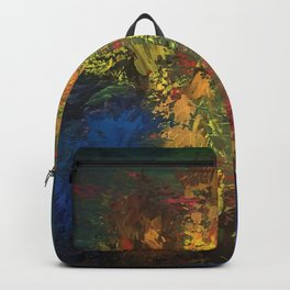 Be the water to the fire Backpack