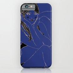 Chloe at The Sleepover iPhone 6s Slim Case