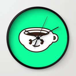 Lil' Coffee Mug Wall Clock