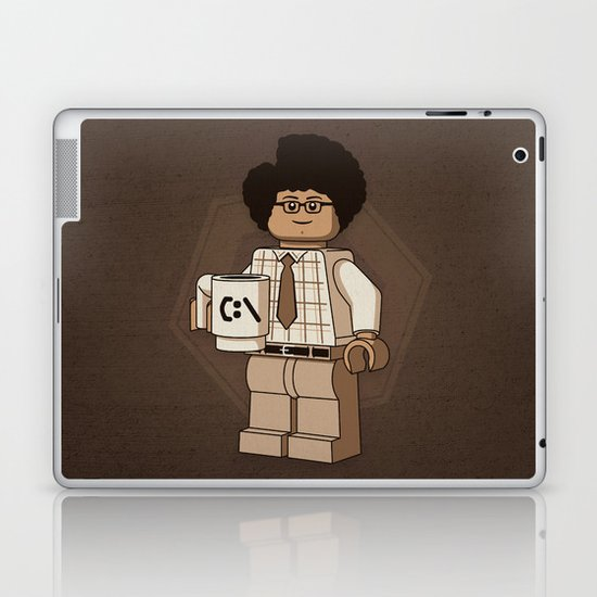 I am a Giddy Goat! Laptop & iPad Skin