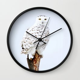 Join me on my journey Wall Clock