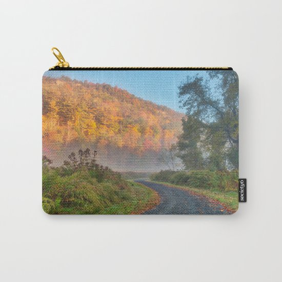 Misty Autumn McDade Trail Carry-All Pouch