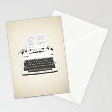 Ruby Sparks Stationery Cards