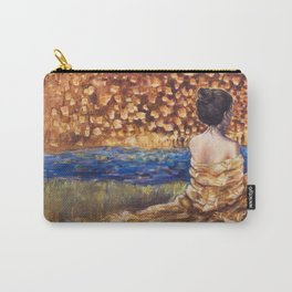 Lights of the Night Carry-All Pouch