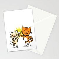 Ginger & Lemon Stationery Cards