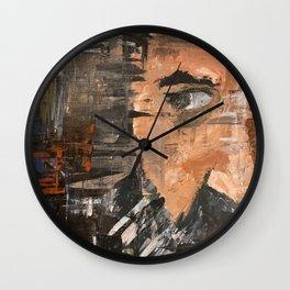 Side Eye Wall Clock