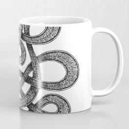 SNAKE - What a beautifull mess Coffee Mug