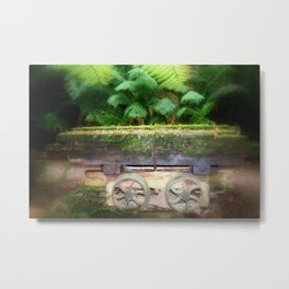 Hidden Treasure! Metal Print