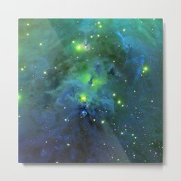 Orion Molecular Cloud Metal Print