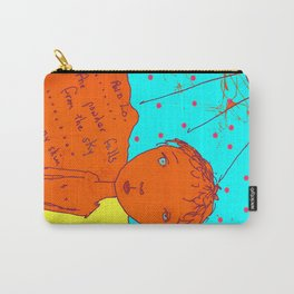 Itch in Colour Carry-All Pouch