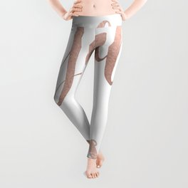 Girl boss - rose gold Leggings
