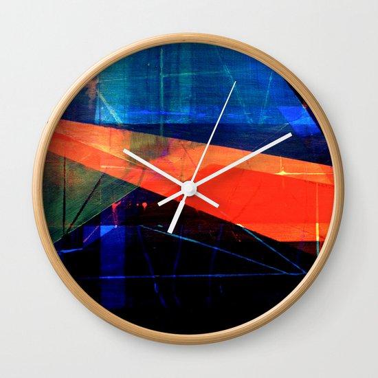 H/C Wall Clock