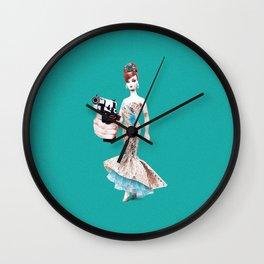 Dangerous Doll IV Wall Clock