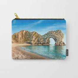Durdle Doors Elephant Trunk Carry-All Pouch