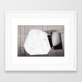 shell2 Framed Art Print