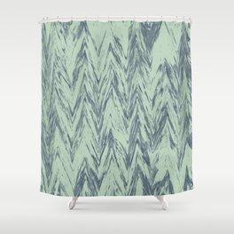 Knoll Marble Shower Curtain