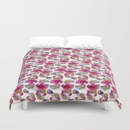 Eloise Abstract Painting Duvet Cover