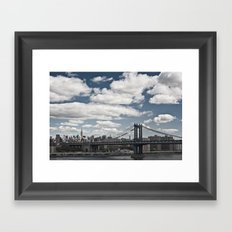 New York City II Framed Art Print
