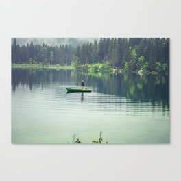 Fisherman Canvas Print