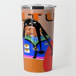 For The Culture Travel Mug