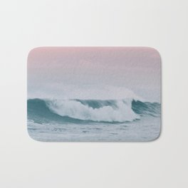Pale ocean Bath Mat