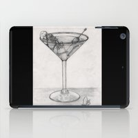 martini iPad Cases featuring Addiction martini by CharlieValintyne