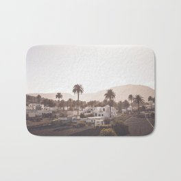 The village Bath Mat