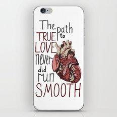 Path to true love iPhone & iPod Skin