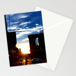 Sunset on Houston II, from Roberta Winters Photography Stationery Cards