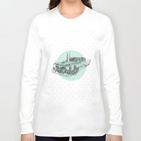 steam punk Long Sleeve T-shirts featuring Steam punk by grop