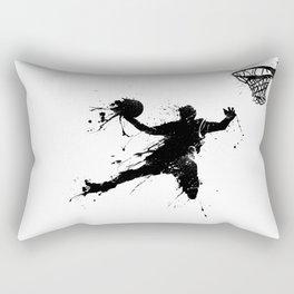 Slam dunk Basketballer Rectangular Pillow